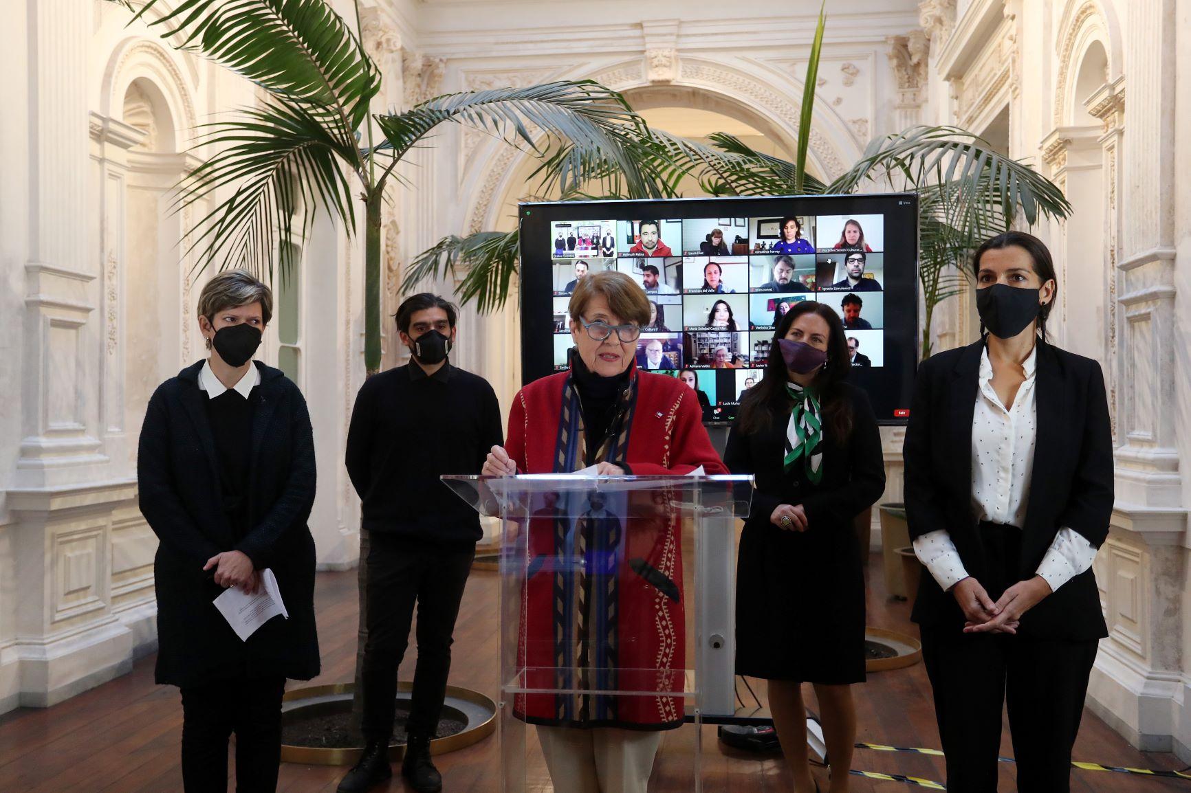 Red de fibra óptica conectará a 100 centros culturales del país