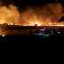 Incêndio de grandes proporções atinge área de vegetação com cerca de 20 mil metros