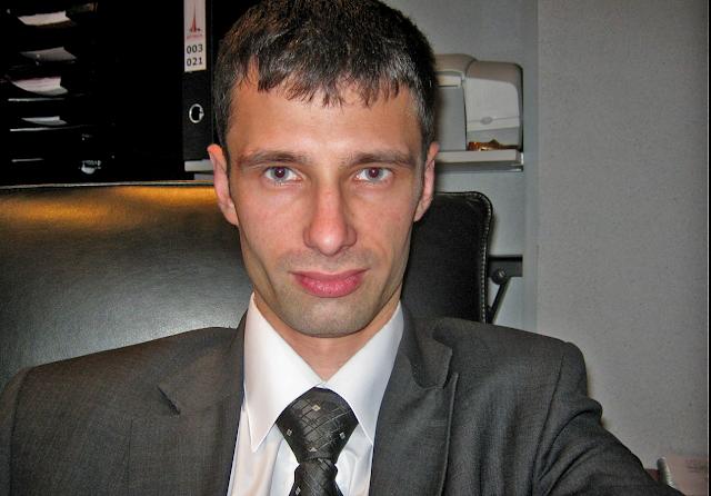 хабаровский юрист Алексей Жданов