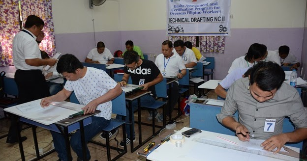 Tesda Technical Drafting Nc Ii In The Philippines Full