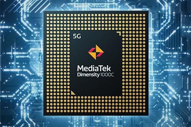 ميديا تيك تكشف عن معالج Dimensity 1000C 5G