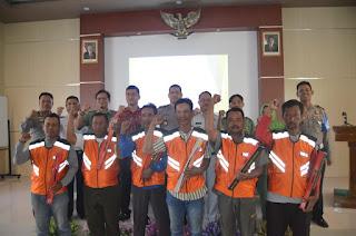 Juru Parkir Di Kabupaten Cirebon Jadi Pelopor Keselamatan