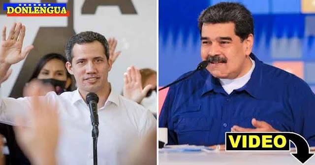 EL COLMO | Guaidó confirma que tendrá un nuevo diálogo con Maduro