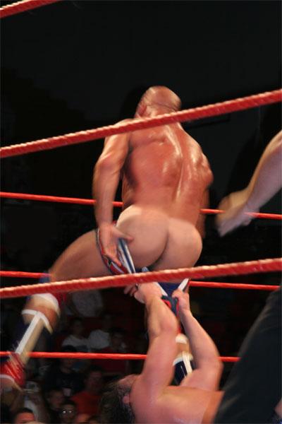 Kurt Angle Naked 9