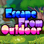 Games4King Escape From Outdoor