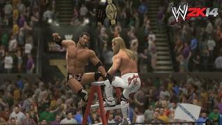 WWE Smackdown VS Raw 2K14
