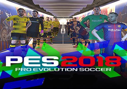 لعبة PES 2018