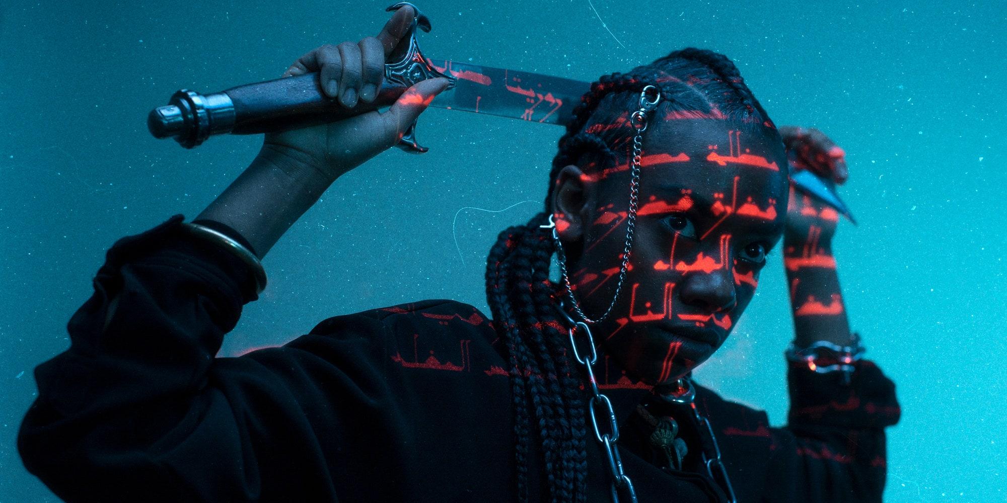 Dua Saleh lança ep recheado com seu rap envolvente: 'ROSETTA'
