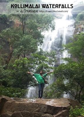 Kollimalai Waterfalls Pinterest