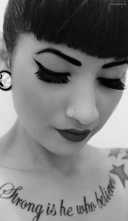 tatuajes bisexual pecho