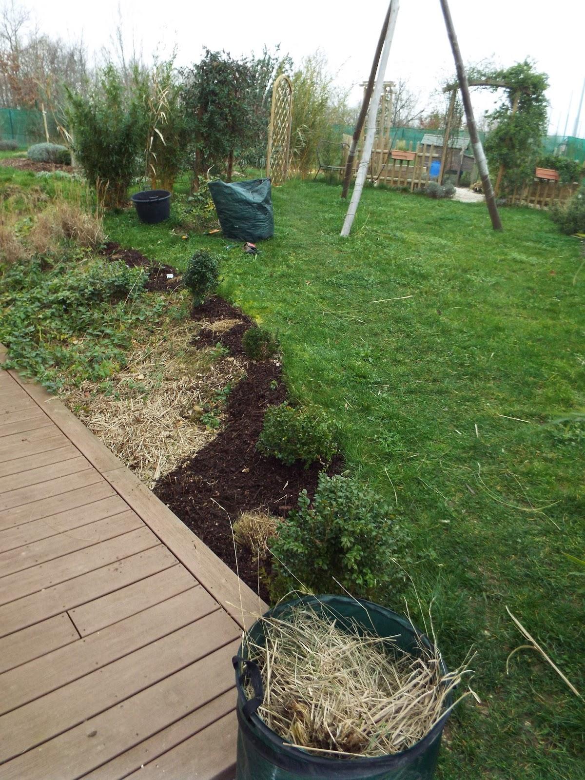 Jardin aux quatre saisons quoi de neuf au jardin for Quand tailler les graminees