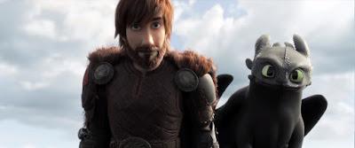 Cómo entrenar a tu dragón 3 - Desdentado - Vikingos - el fancine - Cine fantástico - Animación - ÁlvaroGP - Content Managerv