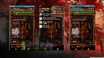 BBM Mod Steampunk Theme v2.13.0.26 APK