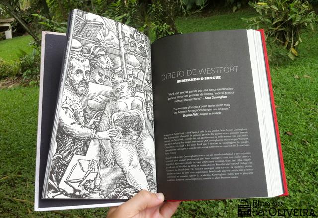 Imagens do Livro Sexta-Feira 13: Arquivos Crystal Lake David Grove