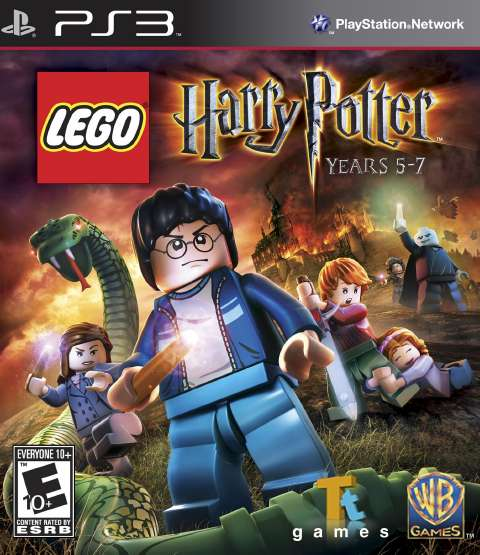 LEGO Harry Potter Years 5-7 [+All DLC] - Download game PS3 PS4 RPCS3