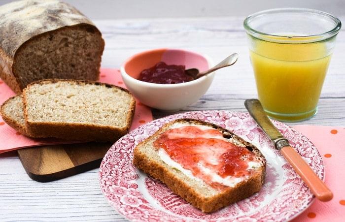 Basic Wholemeal Bread