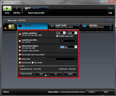 تحميل برنامج DivX Converter
