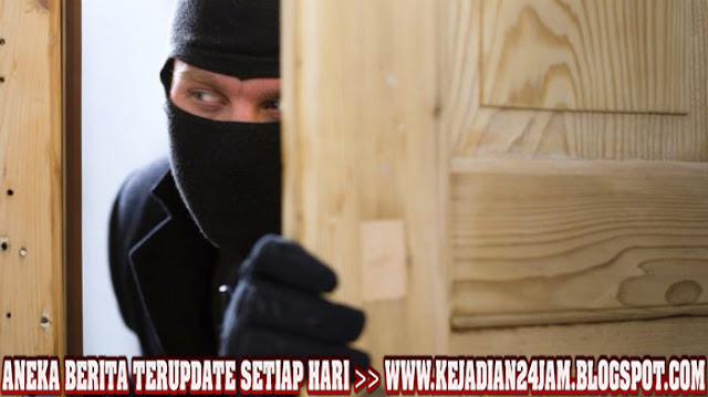 Pihak Kepolisian Tangkap Pencuri Bermodus Sebagai Pemulung