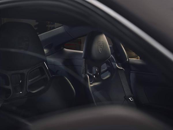 Porsche 911 GT3 Touring ganha opção de câmbio PDK automático