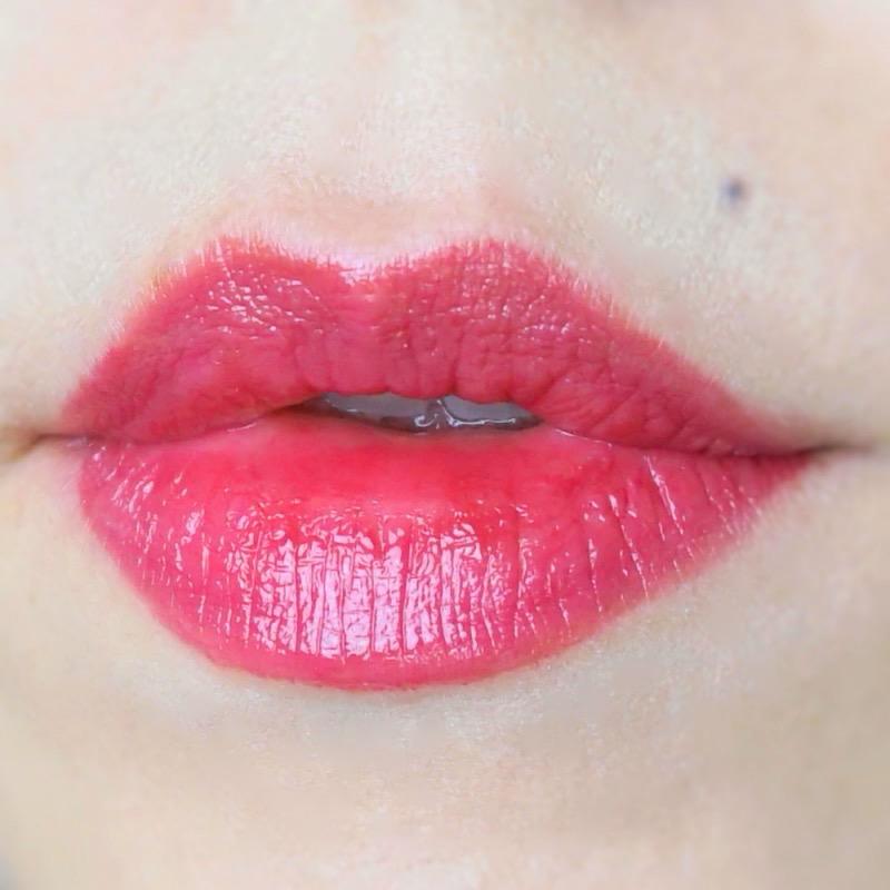 Suqqu Extra Glow Lipstick 09 Midnight Berry swatch