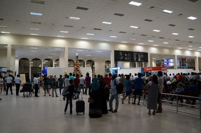 Aeroporto Bandaranayake em Negombo