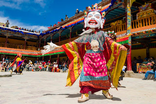 Places to visit in Jammu and kashmir (hemis)