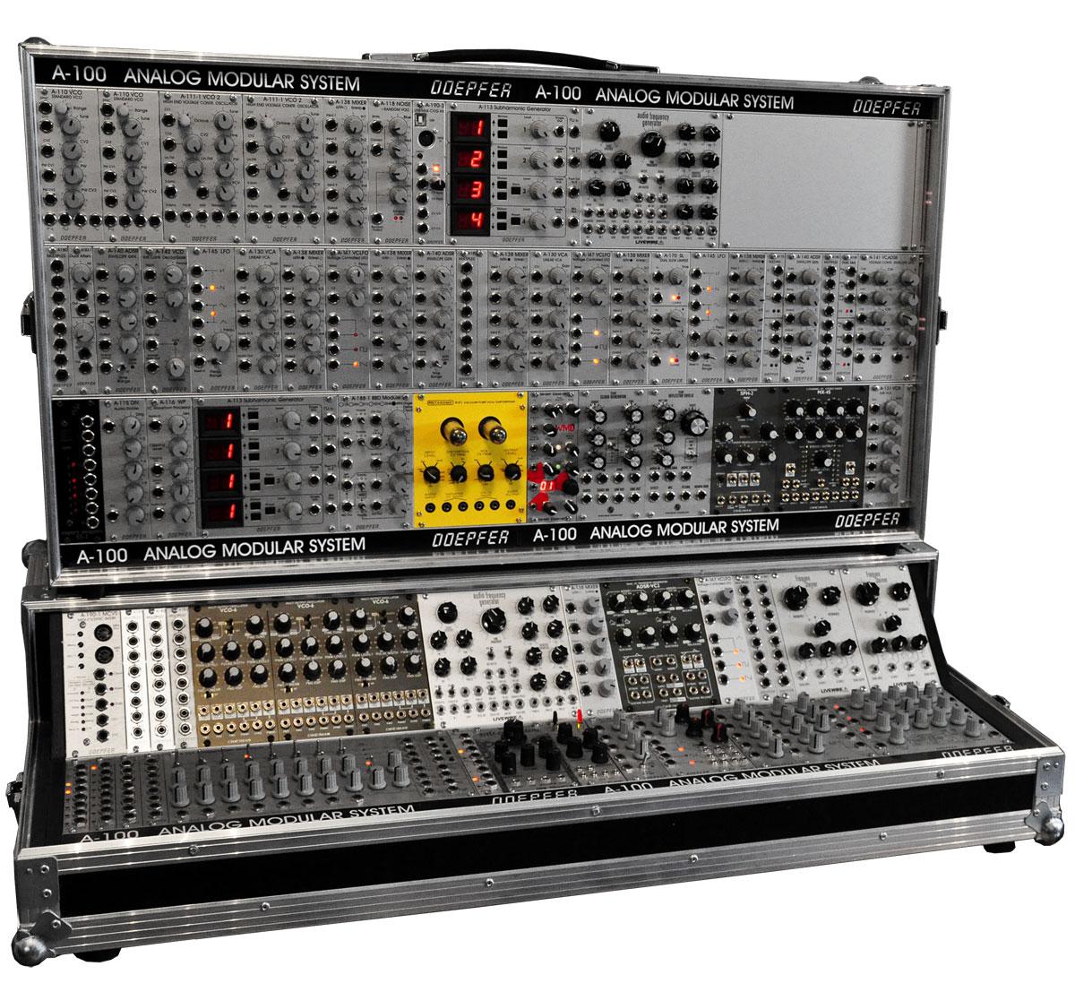 matrixsynth monster eurorack d pfer modular synthesizer. Black Bedroom Furniture Sets. Home Design Ideas
