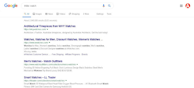 Find The Exact Keyword - Google Search Tricks