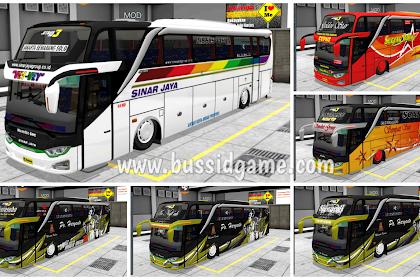 Koleksi Livery Mod Bus JB3 Ztom By RSM