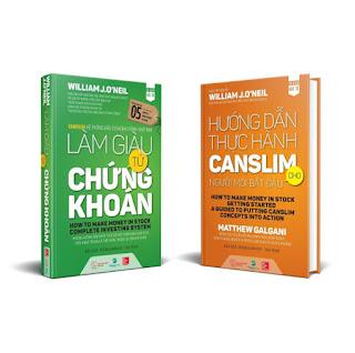 Bộ sách Làm Giàu Từ Chứng Khoán (How To Make Money In Stock) phiên bản mới + Hướng Dẫn Thực Hành CANSLIM Cho Người Mới Bắt Đầu ebook PDF-EPUB-AWZ3-PRC-MOBI