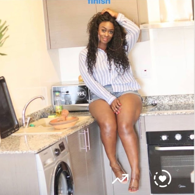 I Have a Family History of Stroke and Cancer: BBNaija star,  Uriel explains on why she lose weight