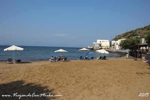 Playa Mandraki