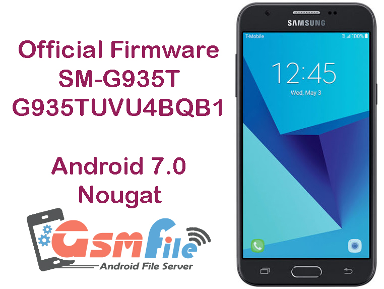Firmware download for Galaxy S7 edge SM-G935T TMB USA (T-Mobile