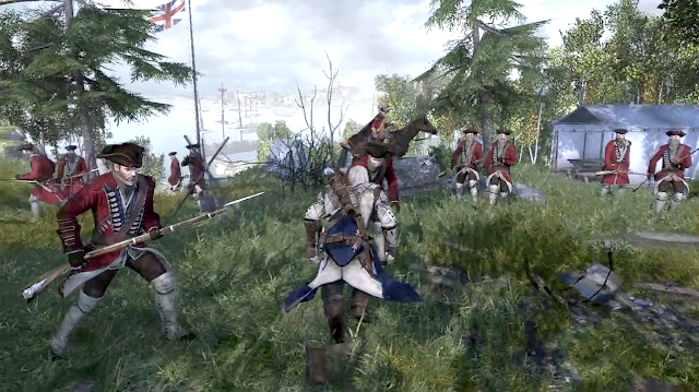 Assassins Creed III PC Full Version Free Download Gameplay
