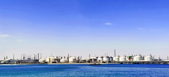 مستودعات تخزين البترول