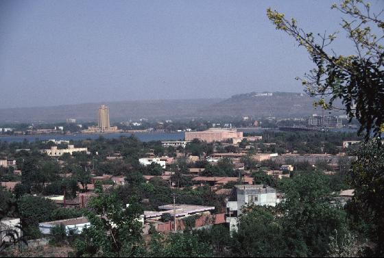 Bamako, Capital do Mali