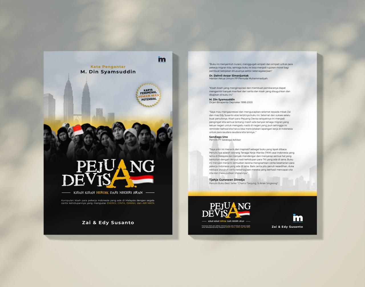 Cerita TKW Indonesia di Malaysia Yang Kisah Pengalamannya Ditulis Menjadi Sebuah Buku