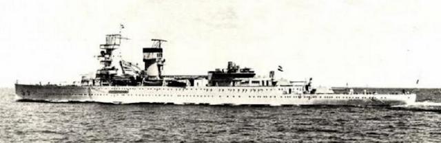 Belanda Minta Indonesia Bantu Cari Kapal Perang Hilang