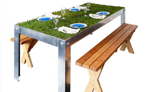 meja makan unik dan langka