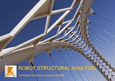 كتاب شرح برنامج Autodesk robot structure 2015