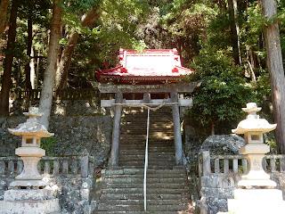 伊豆の国市皇大神社