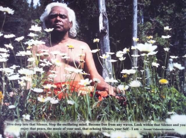 Quote by Swami Vishnudevananda