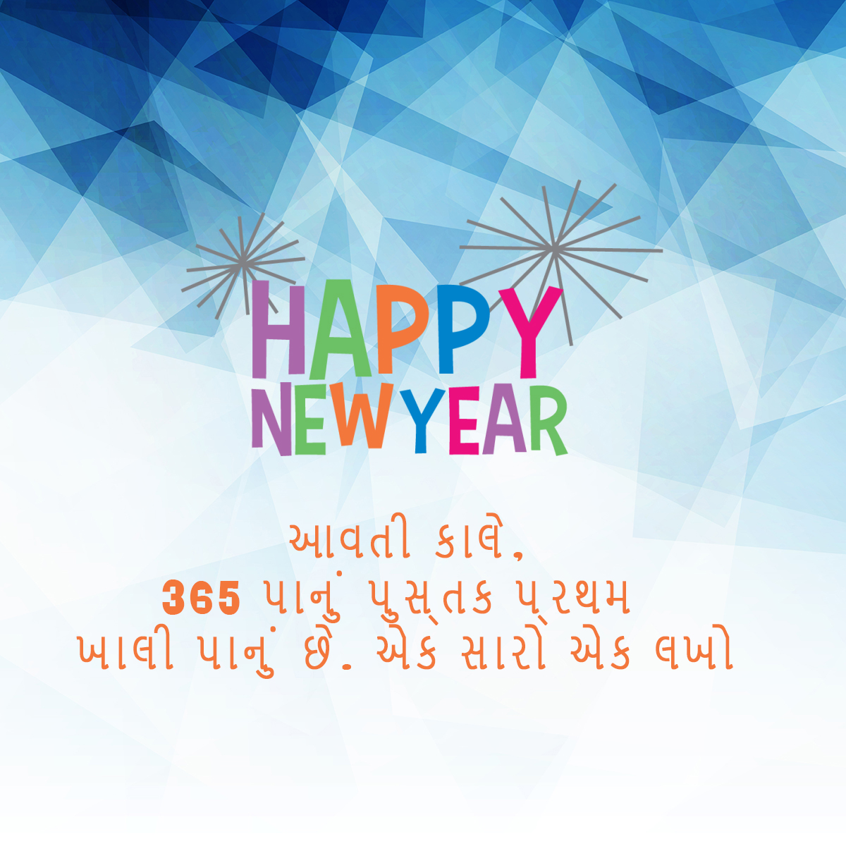 Happy New Year 2017 Images In Gujarati