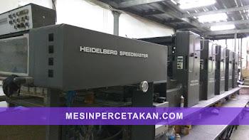Heidelberg Speedmaster SM 102F 5 Color