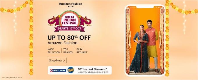 Amazon Sale: Fashion for Women UPTO 80% OFF. Hurry!