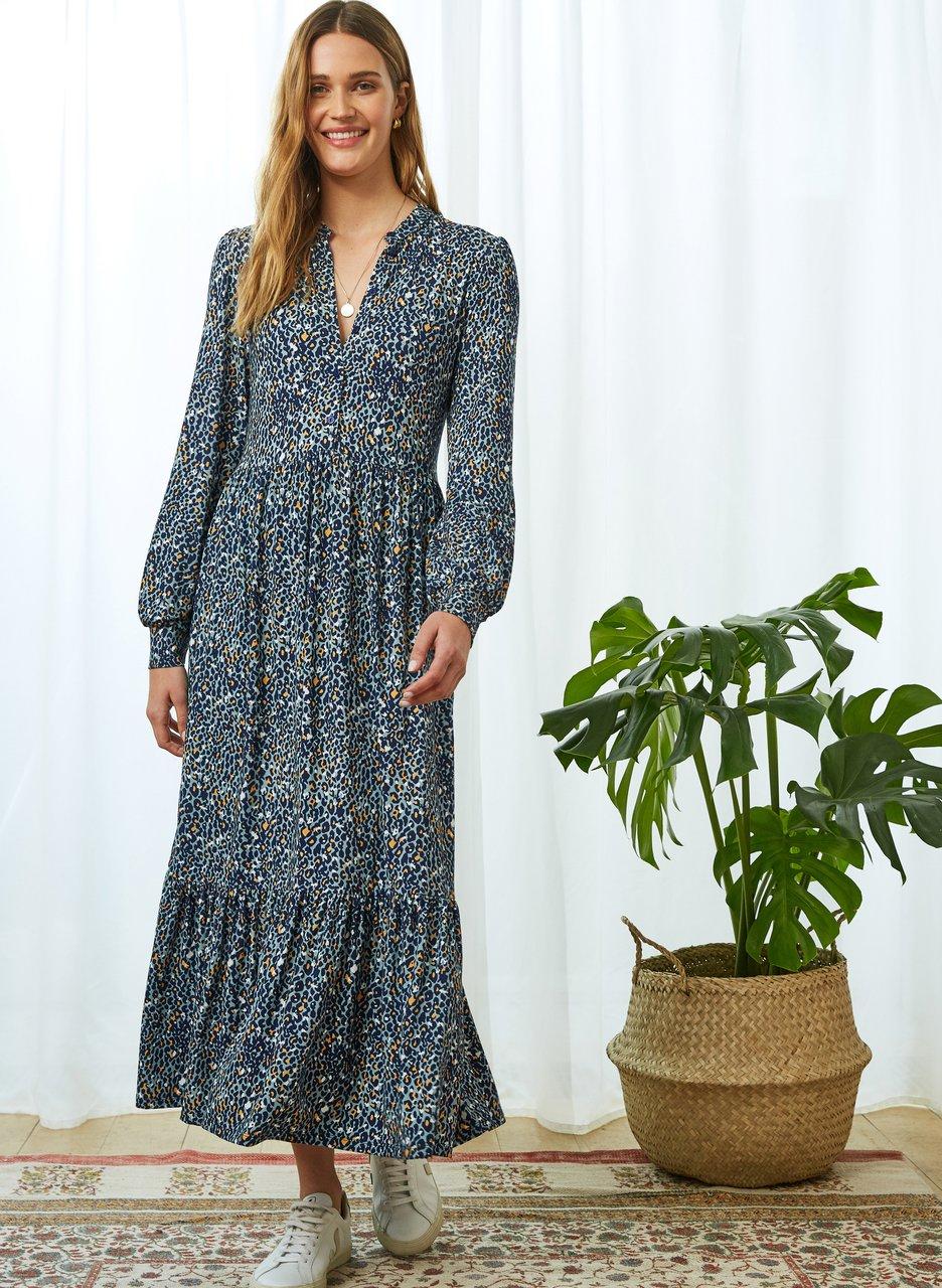 my midlife fashion, Baukjen bonnie dress