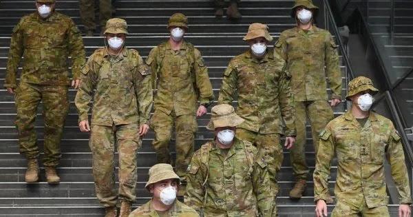 Στην Αυστραλία βγάζουν και τον στρατό στους δρόμους για να επιβληθεί το νέο lockdwon!
