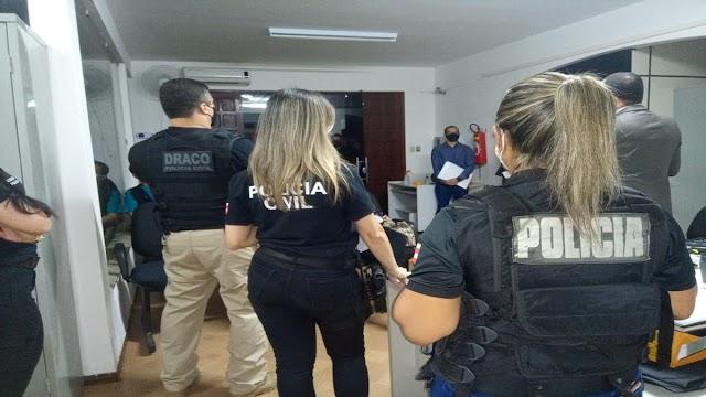 Mulheres são presas na 2º fase de operação contra empresas suspeitas de sonegação na BA