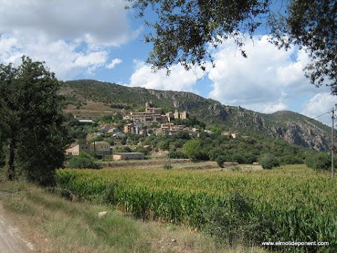 Pueblo de Montsonís