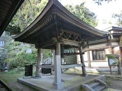 長勝寺鐘楼